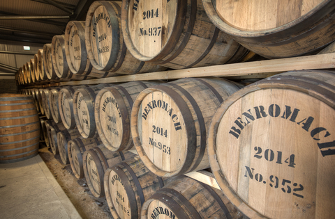 Benromach unveiled