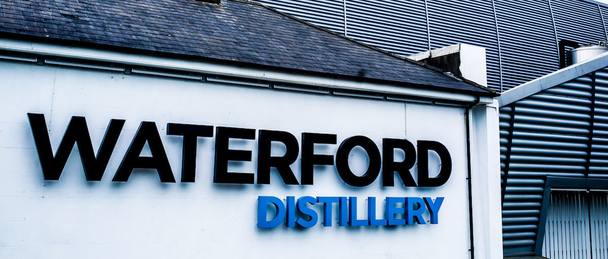 Waterford distillery - all sensory tasting