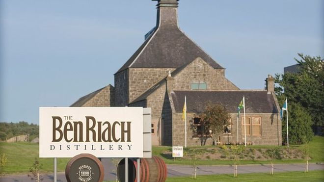The BenRiach, Discovering the taste from 1898