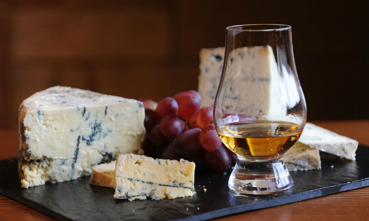 Food pairing with Craigellachie and Aberfeldy