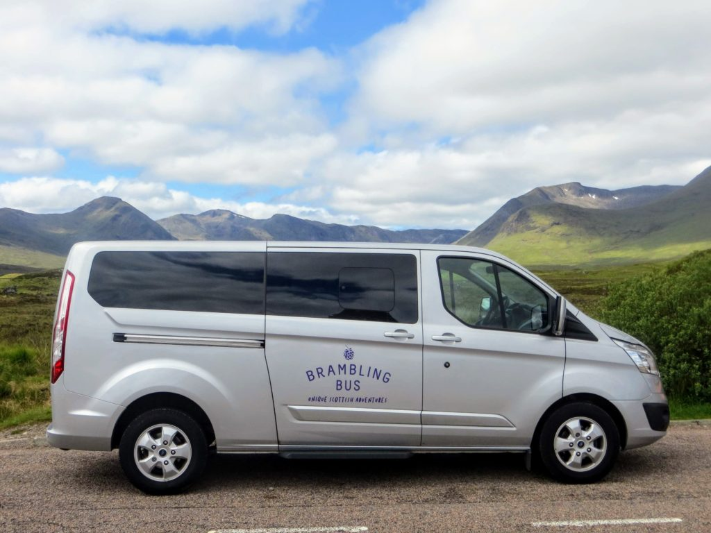 Brambling Bus Whisky Tours