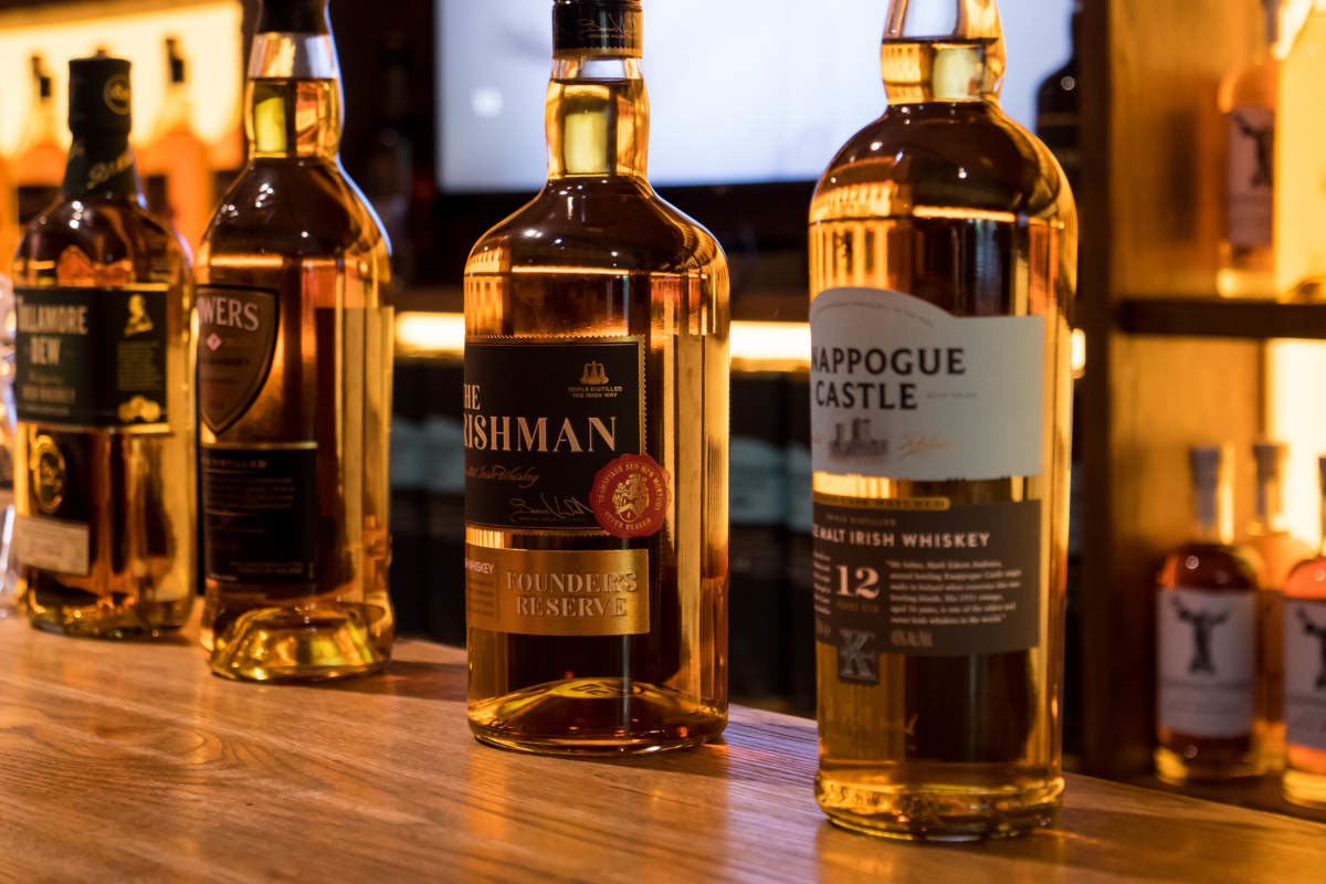 Why you have to visit the Irish Whiskey Museum